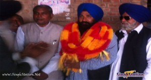 Shaheed Bhai Beant Singh's son joins BSP, Likely to contest from Fatehgarh Sahib