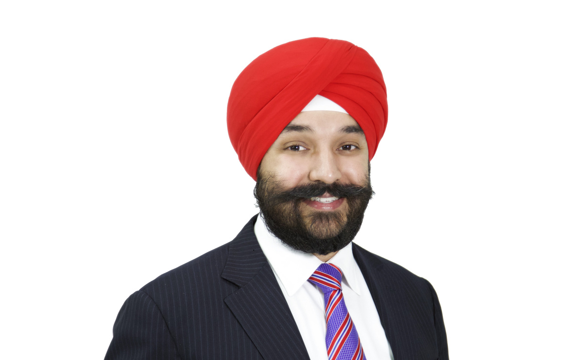 First amritdhari sikh mp now sworn as cabinet minister of for Navdeep singh bains