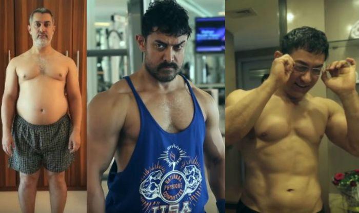 Aamir Khan Body Transformation For Dangal Singhstation